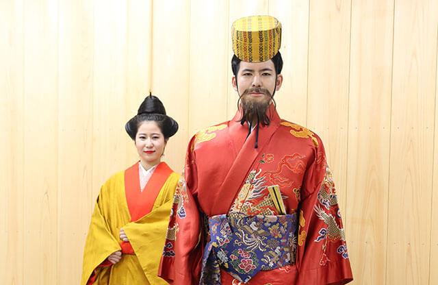 琉球王朝祭り首里の「古式行列」参加者募集の写真